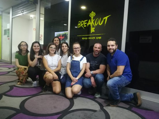 Breakout Braga Escape Game