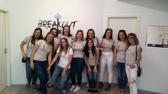 Breakout Guimaraes Escape Game