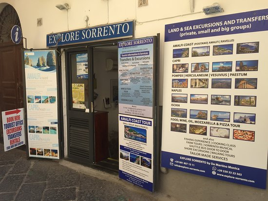 Explore Sorrento