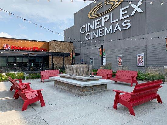 Cineplex Cinemas Manning Town Centre