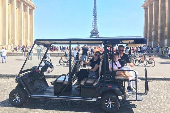 Golfettes Parisiennes
