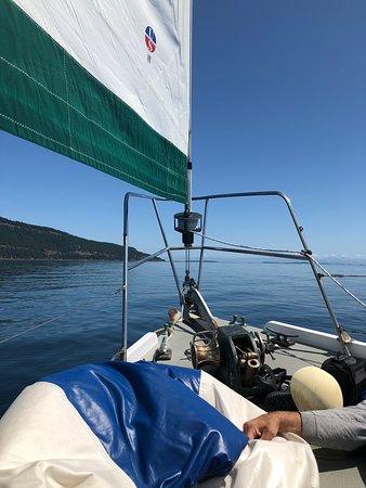 Wonderful full day sail!