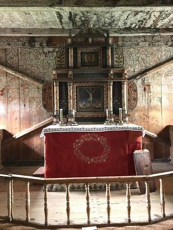 Rødven Stave Church