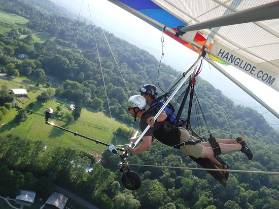 Lookout Mountain Hang Gliding (Rising Fawn) - 2019 All You Need to