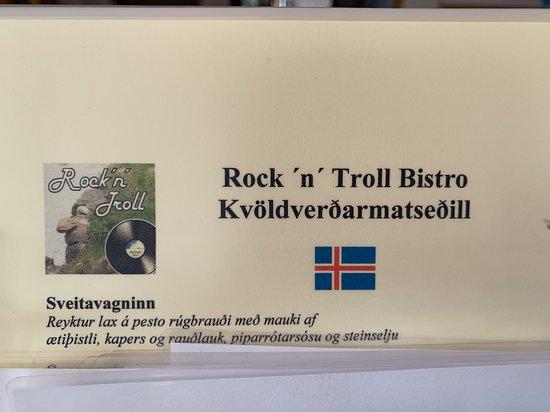 בורגרביגד, איסלנד: sign
