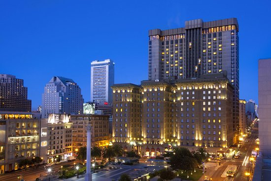 The Westin St. Francis San Francisco on Union Square Hotel