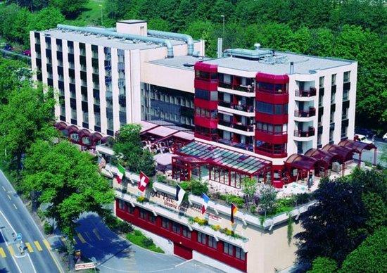 Au Parc Hotel Fribourg