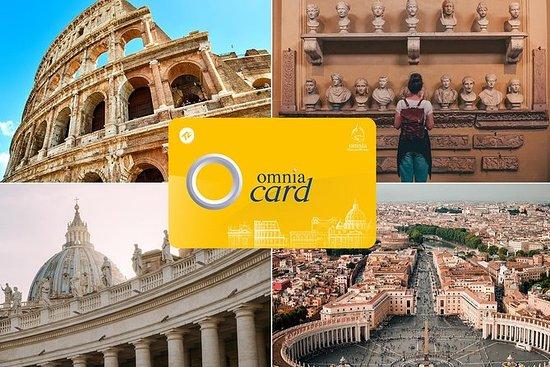 Omnia Vatican y Roma Pass, incluido...