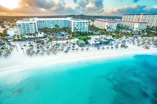 Best Overall Aruba Highrise Hotel - Review of Aruba Marriott