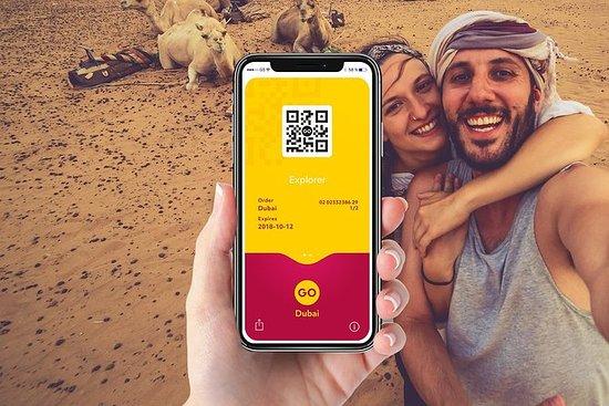 Go Dubai Explorer Pass with At The...