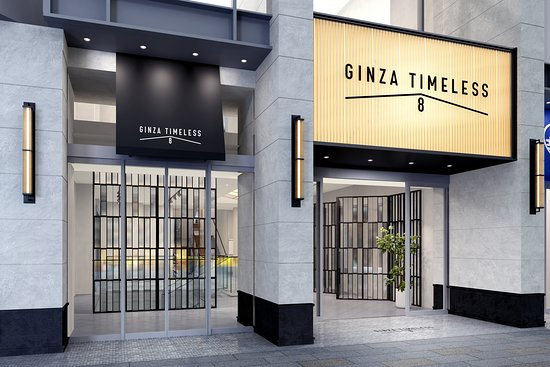 Ginza Timeless 8