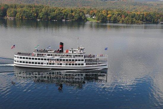 Cena en el lago George o crucero a...