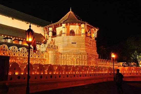 3 dager tur til Kandy Nuwara Eliya...