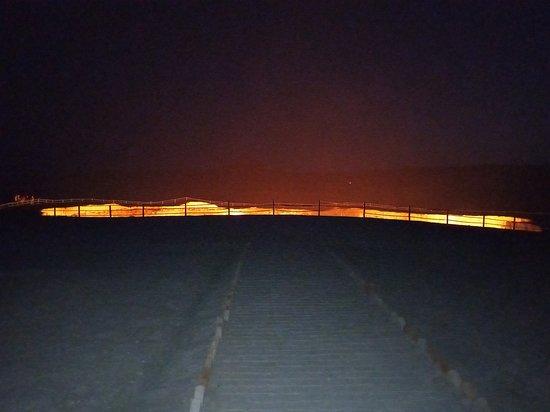 Darvaza, Turkmenistan: :)