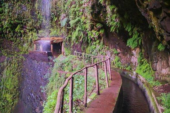 Levada da Ribeira da Janela, tunnels ...