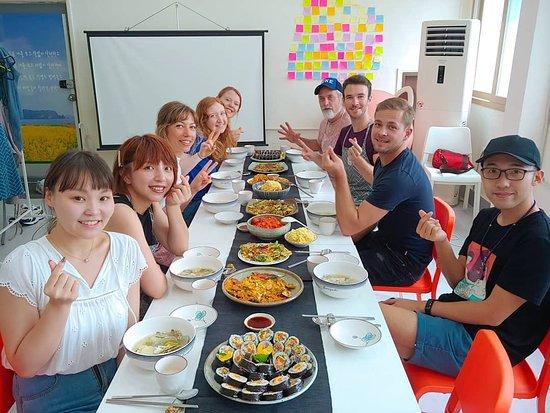 JunoTrip Busan Cooking Class