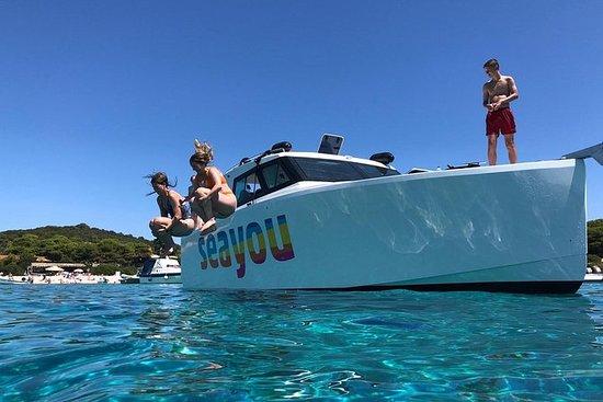 神奇的蓝洞和赫瓦尔岛跳跃之旅
