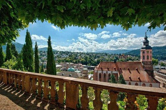 Det beste i Baden-Baden omgivelser og...