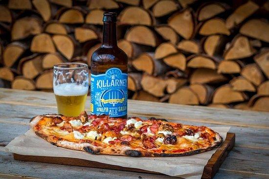 基拉尼Jaunting汽车之旅与精酿啤酒和比萨饼