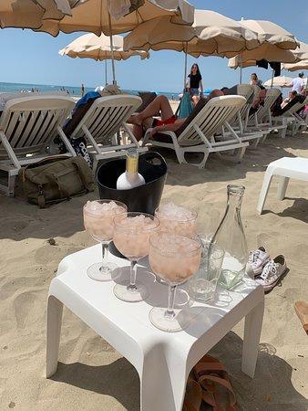 Journée plage