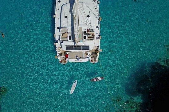 帕罗斯岛豪华私人每周帆船之旅
