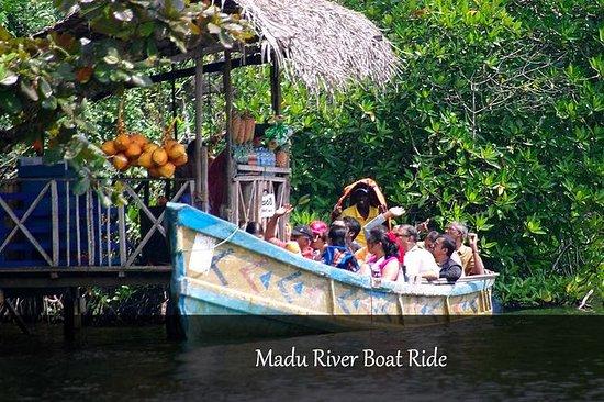 Lunuganga, Madu River - Kosgoda Day...
