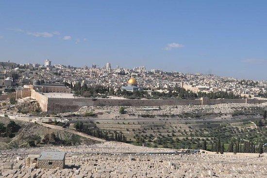 Tour privado de la Santa Jerusalén