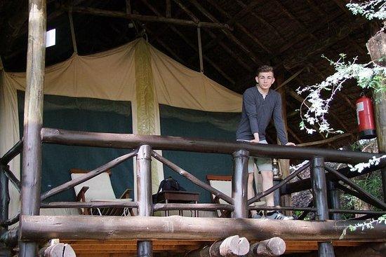 马赛马拉冒险野生动物园。