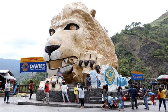 TOUR DEL GRUPPO BAGUIO DA MANILA