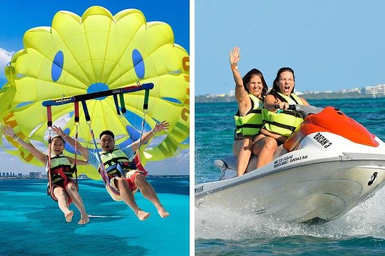 Tour combinato di Cancun Seaside