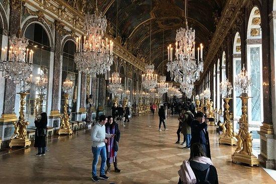 Visite guidée privée de Versailles avec...