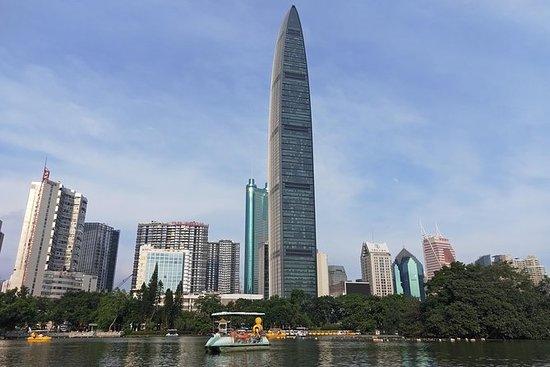私人香港到深圳转机观光