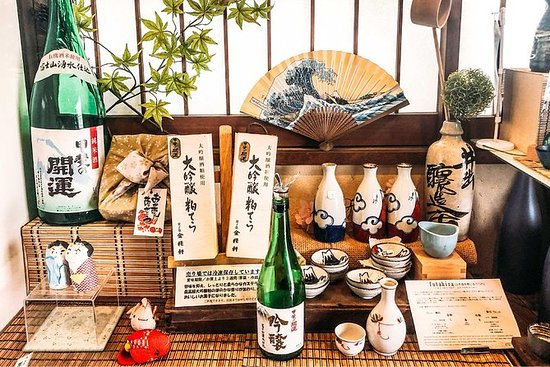 Mount Fuji & Sake Tour fra Tokyo...