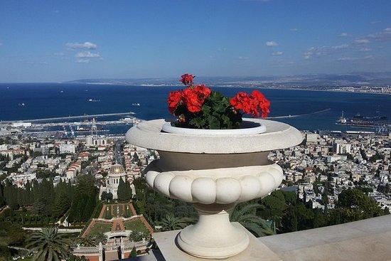 Haifa og Acco privat tur