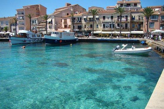 La Maddalena y la Isla Caprera...