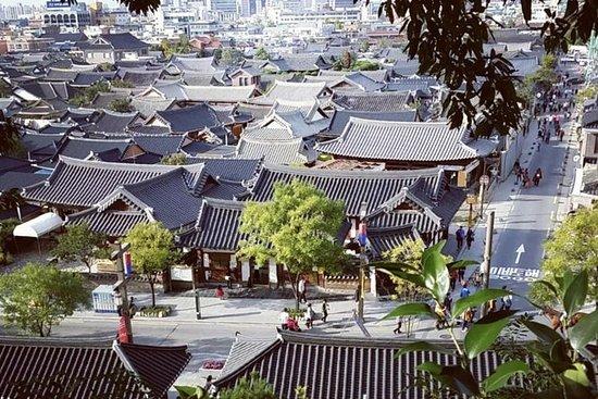 Privat Jeonju Hanok Village-tur fra...