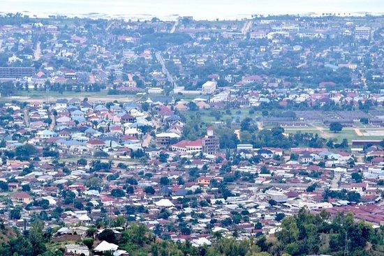 布琼布拉市区游
