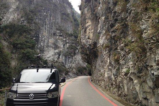 Taroko in bicicletta / giro in canyon