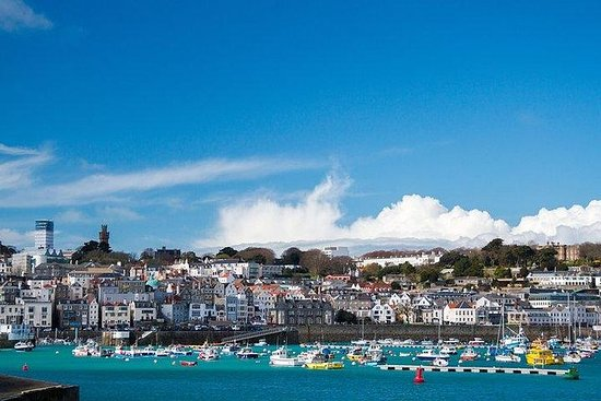 Panoramic & Scenic Guernsey, the...