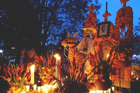 Dia de Muertos en Michoacan