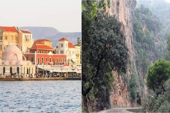 哈尼亚旧城区和乡村的私人旅游