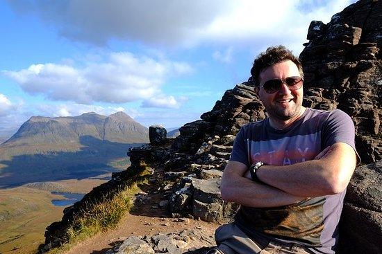 Tilpassede Scotland Tour-lokasjoner...