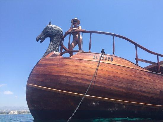 Paphos Boat Tours