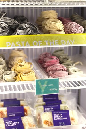 Frozen Pasta - Take Away