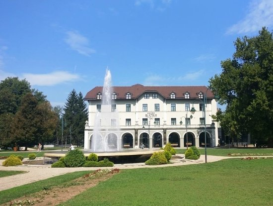 Ilidza Spa Veliki Park