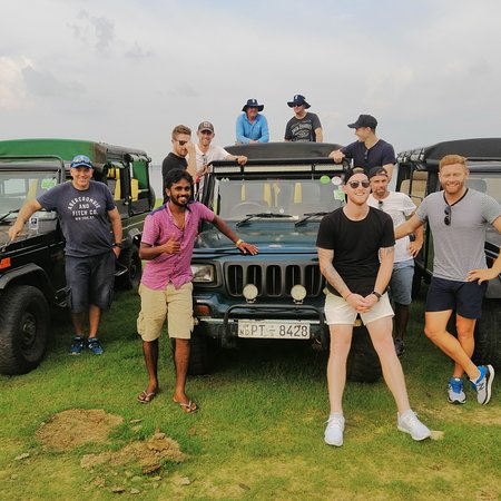 Kalum Jeep Safari