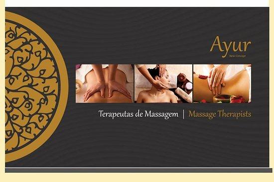 Ayur New Concept - Terapeutas de Massagem