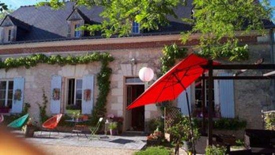Saint-Quentin-sur-Indrois, فرنسا: La maison principale