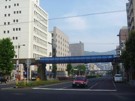 Shimanosecho Bridge