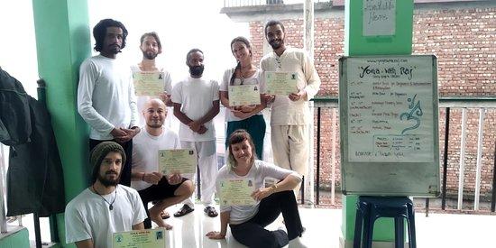 Raj Yoga School